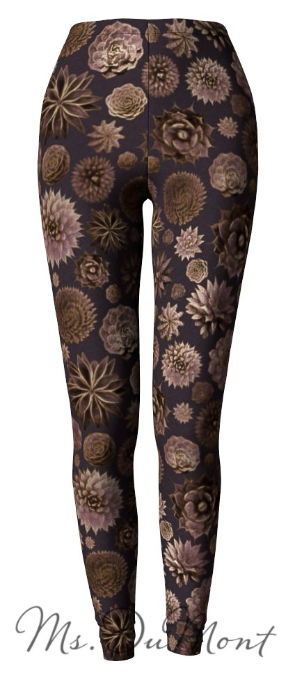 Succulent Leggings