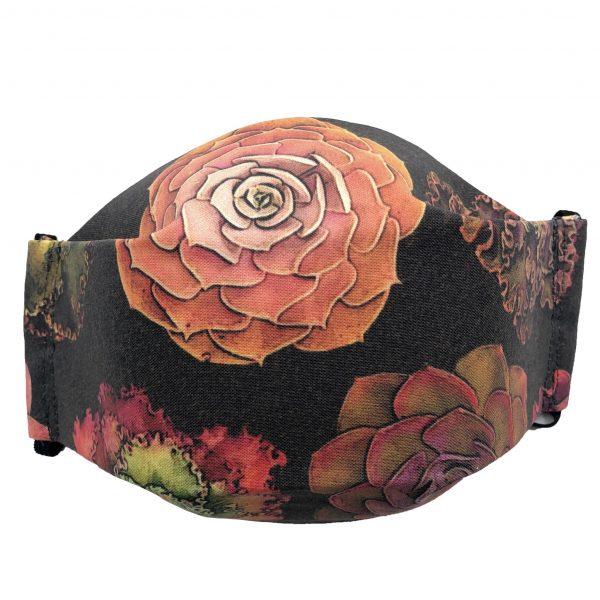 succulent face mask