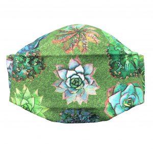 succulent mask