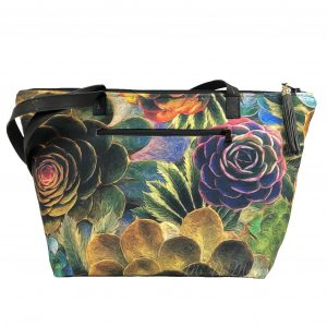 Succulent Cactus Purse Bag