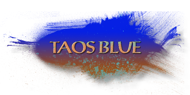 Taos Blue