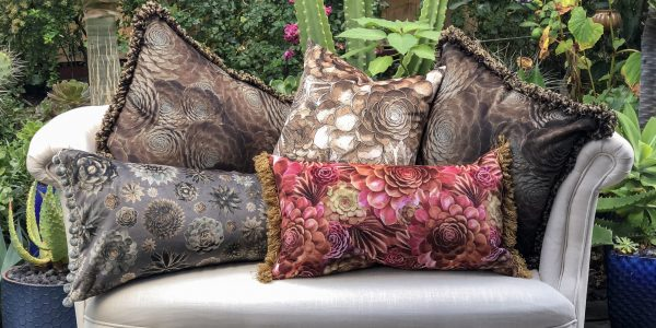 decorator succulent pillows